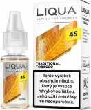 Liquid LIQUA CZ 4S Traditional Tobacco 10ml-20mg
