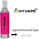 Clearomizer EVOD BCC Anyvape Pink 2,2ohm 1,6ml