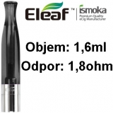 Clearomizer BCC-CT iSmoka-Eleaf 1,6ml 1,8ohm black
