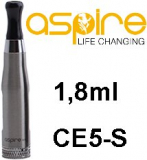 Clearomizer aSpire CE5-S BDC 1,8ohm 1,8ml Silver