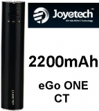 Baterie Joyetech eGo ONE CT 2200mAh Black
