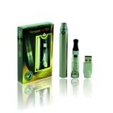 E-cigareta eGo CE 4 start kit 1100mAh 1ks stříbrná