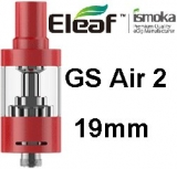 Clearomizer iSmoka-Eleaf GS AIR 2 19mm Red