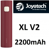 Baterie Joyetech eGo ONE XL V2 2200mAh Red