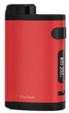 Grip iSmoka-Eleaf iStick Pico Dual TC 200W easy Red